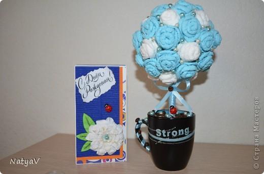 Вот продолжение моих шоколадниц...сделалась на День Рождения преподавателя сына...мы ходим на занятия после садика...общеразвивающие...))) надеюсь понравится... фото 9