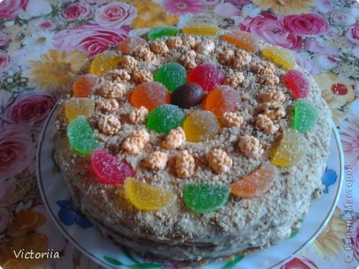 Декор тортиков 2 фото 10
