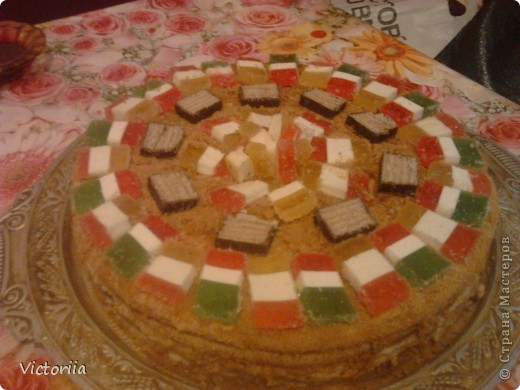 Декор тортиков 2 фото 1
