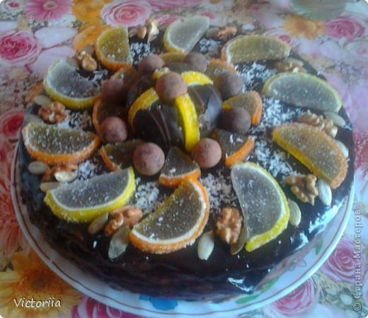 Декор тортиков 2 фото 4