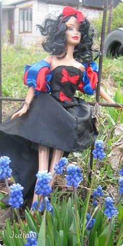 Моя вторая сказочная девочка Белоснежка фото 1