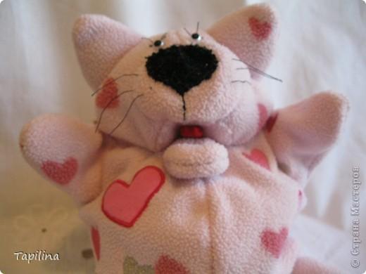 А в нашем доме появился сердечный кот.  Он любит обнимать, целовать, может пожалеть и спеть песенку. Очень нежный и ласковый, такой себе толстяк-добряк. фото 3