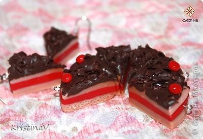 Ягодный тортик фото 7