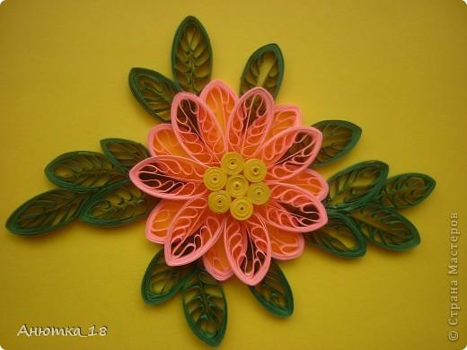 Насмотрелась я на магнитики мастериц, и в первую очередь, - Валентины Ивановны (Vakir), и захотелось мне тоже сделать мини-композиции с цветами. Это первая порция. Магниты делать очень понравилось, поэтому на этом не остановлюсь) фото 3