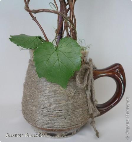 Всем привет!!!!!!!!!!! Наконец, у меня выросло виноградное дерево в компанию к деревьям Кокетки, Рыжехвостой, Еленче, Светленькой Ланы....!!!!!! Но у каждой из нас свой, особенный вариант. фото 5