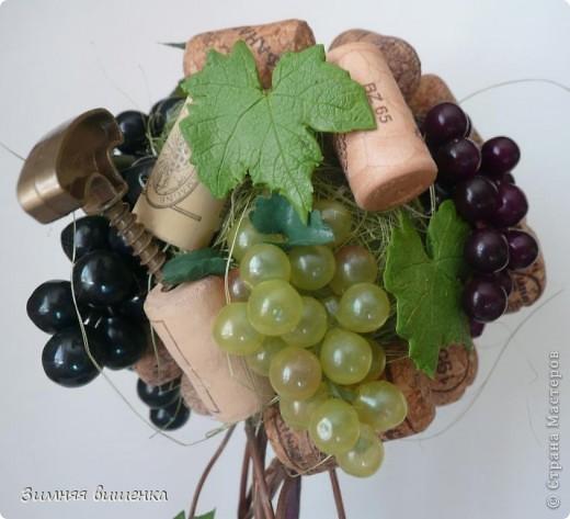 Всем привет!!!!!!!!!!! Наконец, у меня выросло виноградное дерево в компанию к деревьям Кокетки, Рыжехвостой, Еленче, Светленькой Ланы....!!!!!! Но у каждой из нас свой, особенный вариант. фото 3