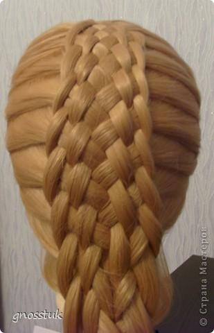 Сложные плетения фото 4