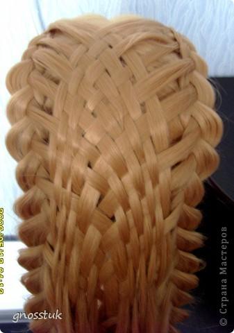Сложные плетения фото 7