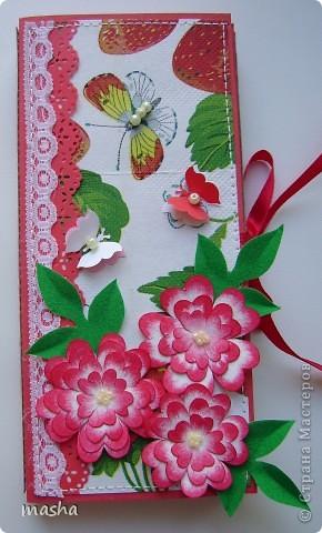 Добрый день! Хочу показать сделанные мною шоколадницы (мини-презент) для трех женщин. фото 3