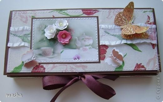 Добрый день! Хочу показать сделанные мною шоколадницы (мини-презент) для трех женщин. фото 4