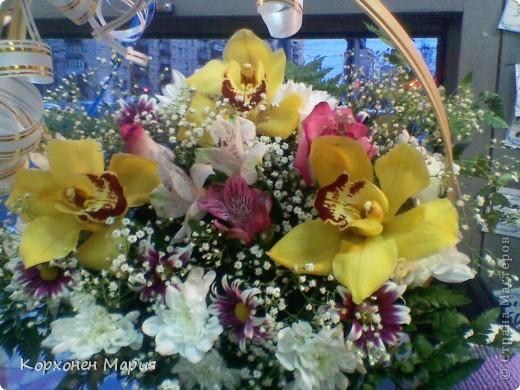 а это уже живые цветы... фото 2