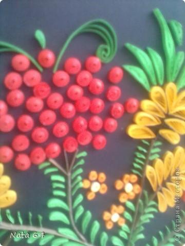 Я опять с повторюшкой работы Натальи-К http://stranamasterov.ru/node/220623?c=favorite . Конечно точно я не скопировала, но я старалась.  фото 3