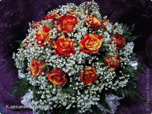 а это уже живые цветы... фото 1