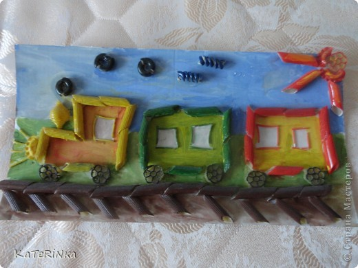 Веселый паровозик! фото 1