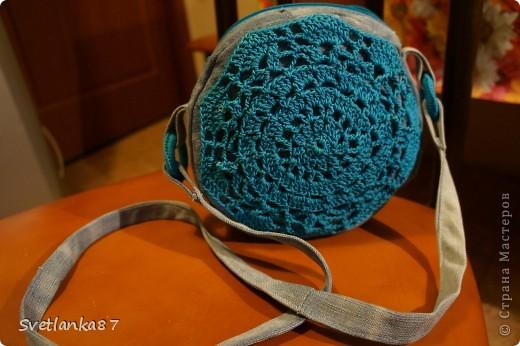 Моя самая первая сумочка.Не судите строго)),признаюсь,что косячки есть. фото 5