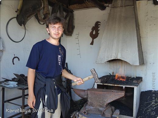 """19 мая было открытие этнографического музея """"Атамань"""" который находится в Краснодарском крае на Таманском полуострове. Я со старшими сыновьями приехали на этот праздник. Впечатлений - море, хотя и моря там хватало.  фото 7"""