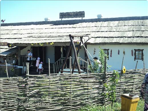 """19 мая было открытие этнографического музея """"Атамань"""" который находится в Краснодарском крае на Таманском полуострове. Я со старшими сыновьями приехали на этот праздник. Впечатлений - море, хотя и моря там хватало.  фото 23"""