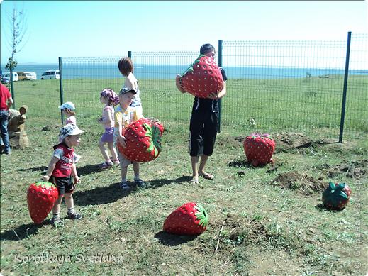 """19 мая было открытие этнографического музея """"Атамань"""" который находится в Краснодарском крае на Таманском полуострове. Я со старшими сыновьями приехали на этот праздник. Впечатлений - море, хотя и моря там хватало.  фото 22"""