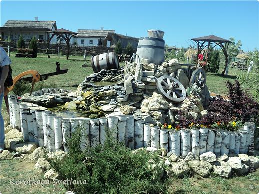 """19 мая было открытие этнографического музея """"Атамань"""" который находится в Краснодарском крае на Таманском полуострове. Я со старшими сыновьями приехали на этот праздник. Впечатлений - море, хотя и моря там хватало.  фото 24"""