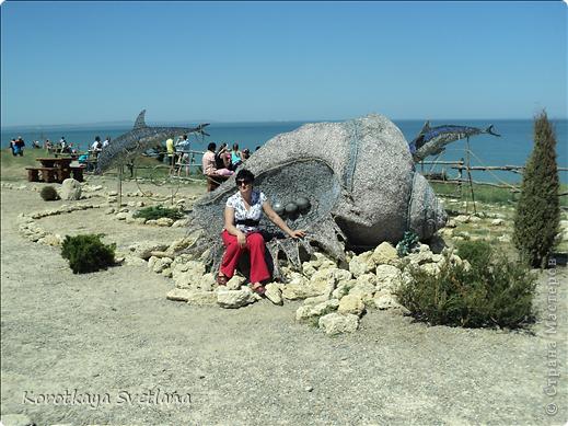 """19 мая было открытие этнографического музея """"Атамань"""" который находится в Краснодарском крае на Таманском полуострове. Я со старшими сыновьями приехали на этот праздник. Впечатлений - море, хотя и моря там хватало.  фото 18"""