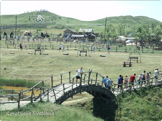 """19 мая было открытие этнографического музея """"Атамань"""" который находится в Краснодарском крае на Таманском полуострове. Я со старшими сыновьями приехали на этот праздник. Впечатлений - море, хотя и моря там хватало.  фото 19"""