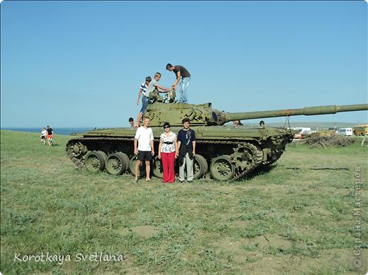 """19 мая было открытие этнографического музея """"Атамань"""" который находится в Краснодарском крае на Таманском полуострове. Я со старшими сыновьями приехали на этот праздник. Впечатлений - море, хотя и моря там хватало.  фото 21"""