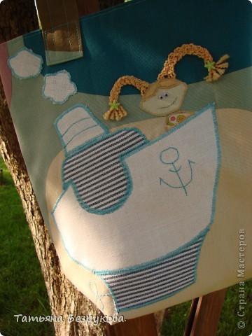 Путевки все купили на море... а  гарбероб продумали.. сумки для прогулки  есть..  Вот вам идеяяяяяяяяя!!!!!!!!!!! фото 3