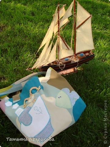 Путевки все купили на море... а  гарбероб продумали.. сумки для прогулки  есть..  Вот вам идеяяяяяяяяя!!!!!!!!!!! фото 2