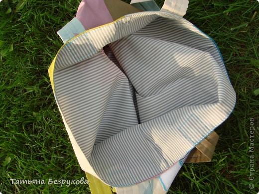 Путевки все купили на море... а  гарбероб продумали.. сумки для прогулки  есть..  Вот вам идеяяяяяяяяя!!!!!!!!!!! фото 8