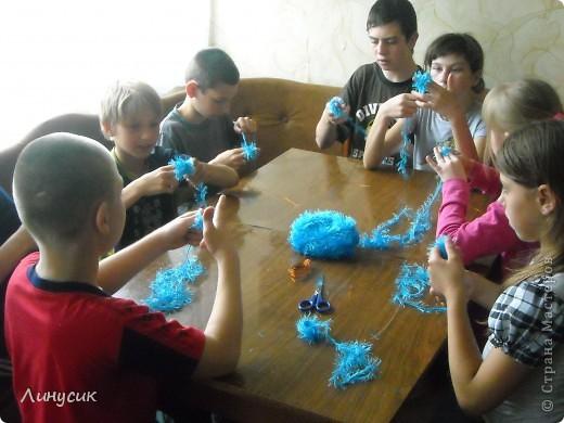 Голубой бонсайчик фото 6