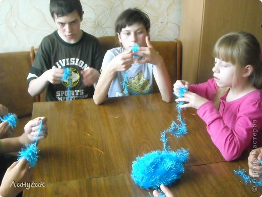Голубой бонсайчик фото 5