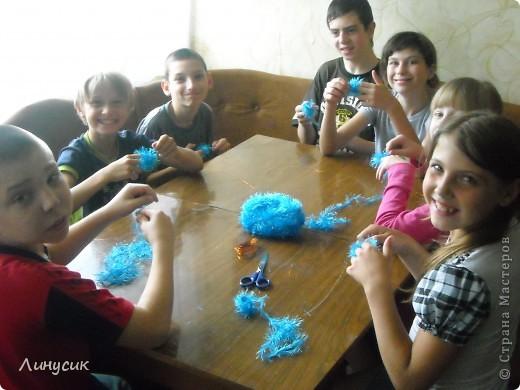 Голубой бонсайчик фото 4