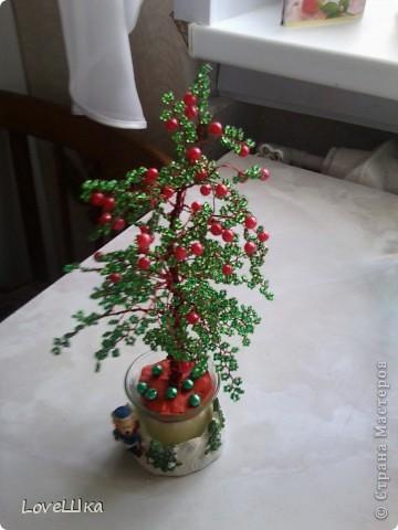 Вот такое милое деревце сделала в подарок старшей сестре на свадьбу, думаю она оценит и поставит в новый дом) фото 2