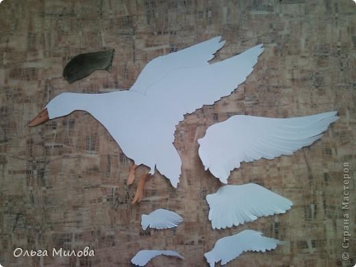Крылья поделки из бумаги 65