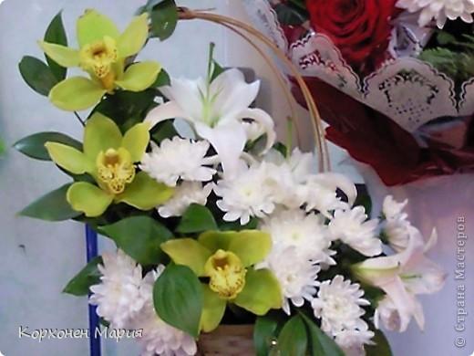а это уже живые цветы... фото 3