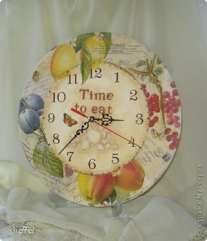 """Часы""""Время есть"""" фото 1"""