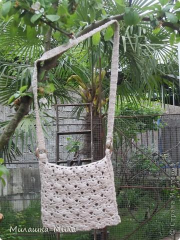 Летние пляжные сумочки фото 1