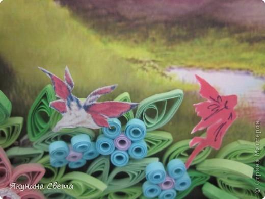У меня есть фея цветов. А теперь появилась и страна, в которой она живет. фото 5