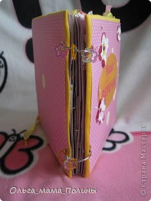 Вот такой альбом получился для дочки моей знакомой. Пуговичный потому, что на каждой странице использовала микропуговицы (обожаю их, они такие милые) и вырубные бумажные пуговички подаренные Питаевой Натальей (спасибо еще раз, Наташенька!) фото 18