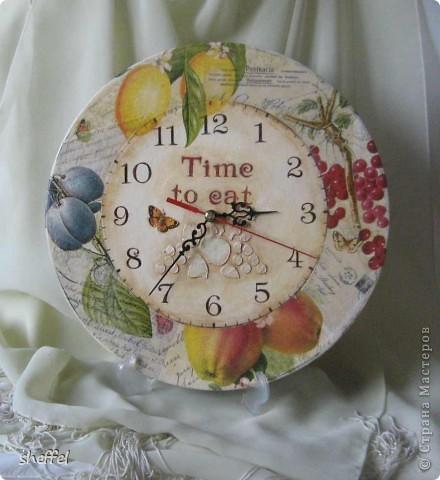 """Часы""""Время есть"""" фото 2"""