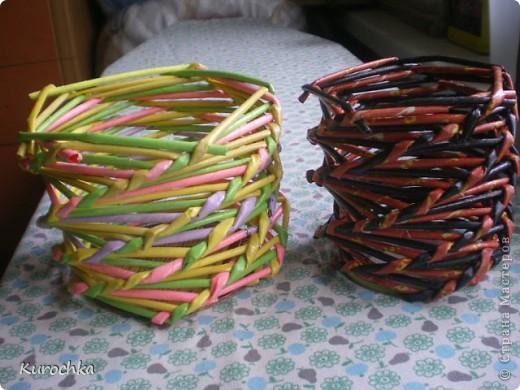 Плетеночки для моей любимой племяшки под карандашики фото 1
