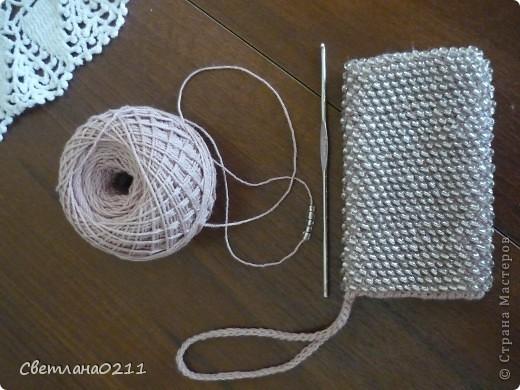 Вязание крючком Чехол для