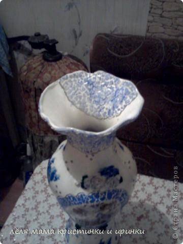 принесла мне дочка из школы старую разбитую вазу фото 9