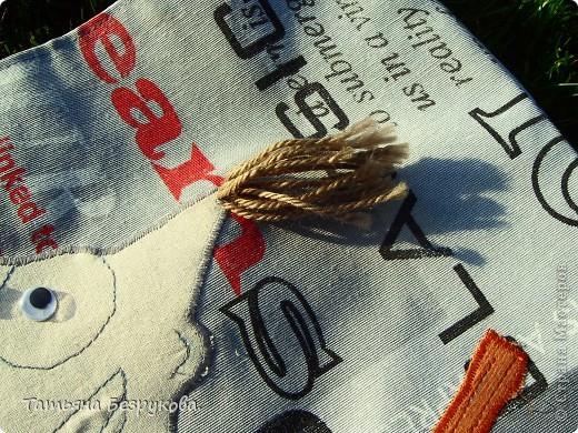 Самый удачный подарок на  Д.Р.  подростку  музыканту.. а  может и просто  сумка летняя... судить вам... фото 8