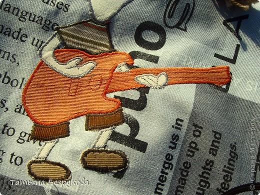Самый удачный подарок на  Д.Р.  подростку  музыканту.. а  может и просто  сумка летняя... судить вам... фото 10