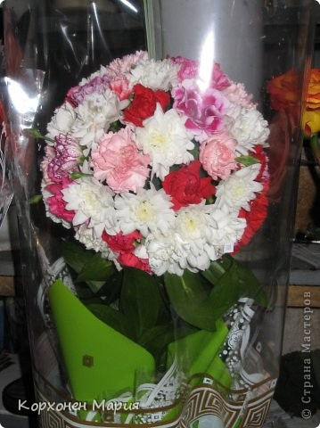 а это уже живые цветы... фото 6