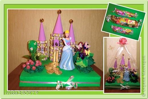 Замок для принцессы фото 1