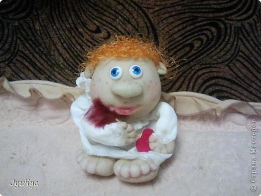 Страна мастеров уже наполнилась подобными куклами, но все-таки хочется показать свои работы вам!Коллективное фото! фото 7