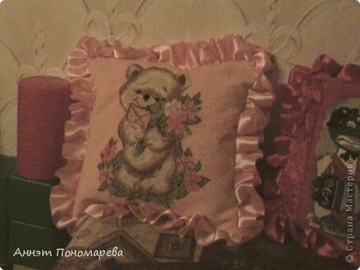 Подушки для детской фото 4