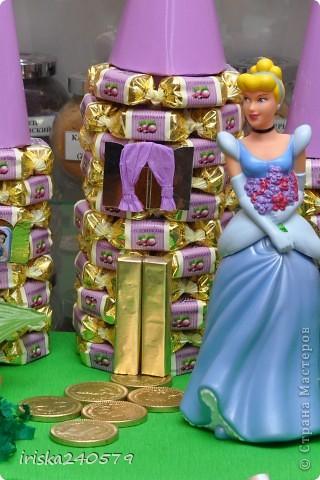 Замок для принцессы фото 5